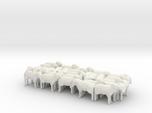 1:64 Scale J Wagon Sheep Load Variation 3