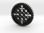 LEGO®-compatible 44-tooth bevel gear w/ pinhole R2