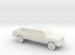 1/64 1991-93 Dodge Ram Crew Cab