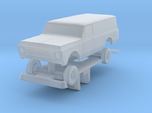 1969 - 1971 HO Scale Chevy Panel Truck with interi