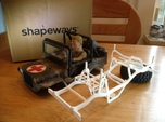 Wild Willy chassis for losi mrc/Vatera slick rock