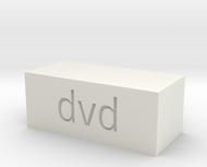 Quad 33 DVD Button