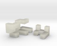 World's smallest cube