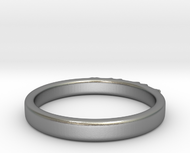 Braille ring 3mm