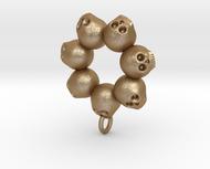 Seven Skull pendant