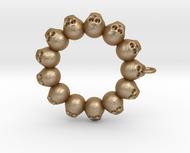 Thirteen Skull pendant