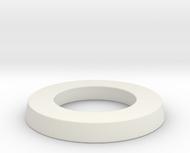 adapter ring for eBike belt disk