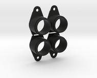 Pinball Button Housing (Cut-Off) #B-21018 (4 qty)