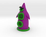 Day of the Tentacle - Purple 5cm