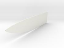 sheath for WMF 12 inch knife (Spitzenklasse) in White Strong & Flexible