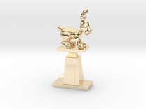 Throphy in 14k Gold Plated