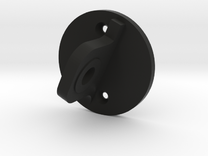 Mic Mount Adapter in Black Strong & Flexible