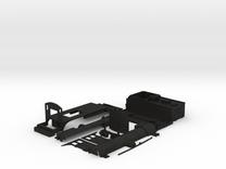 pilot A2 model in Black Acrylic