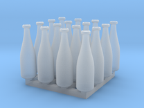 WineBottles 1x35scaled in Frosted Ultra Detail