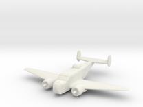 1/300 Beechcraft AT-11 (SNB-1) 'Kansan' in White Strong & Flexible