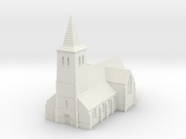 1:350-Church in White Strong & Flexible