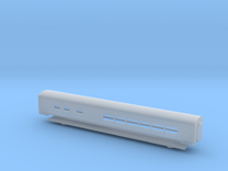 GN Lightweight Dining Car - Zscale in Frosted Ultra Detail