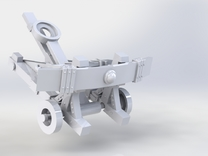 Catapult in White Strong & Flexible