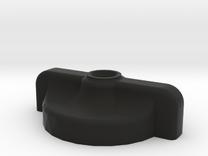 RockShox Suspension Fork Travel Adjust Knob in Black Strong & Flexible