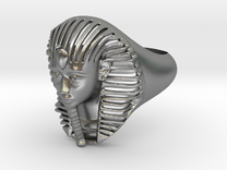 Pharaon 72 M in Raw Silver