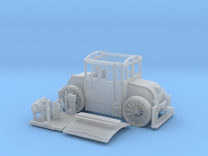 HO Scale (1:87.1) PRR Electric Switcher in Frosted Ultra Detail