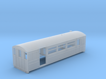 KESR Pickering Railcar (3mm Scale) in Frosted Ultra Detail