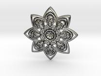 Killer Orden  in Polished Silver