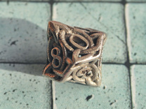 Celtic D10 in Stainless Steel