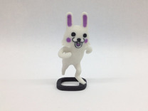 Yuri Bunny in Full Color Sandstone