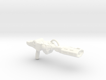 Shockwave ALT Mode 3-21-14 in White Strong & Flexible Polished