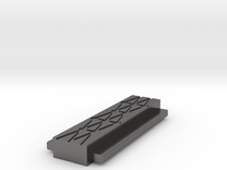 Vader Rots Saber Card in Polished Nickel Steel