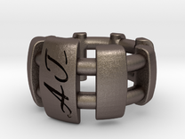 Bar Ring in Stainless Steel