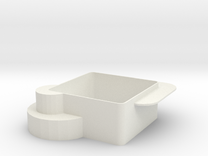 Playmobil jacuzzi in White Strong & Flexible