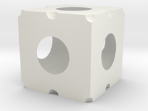 cubeish in White Strong & Flexible