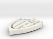 IA pendant 2 inch mk2 in White Strong & Flexible