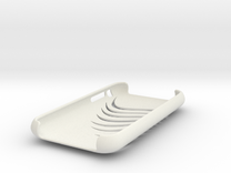 iPhone 3G / 3Gs Case Sweeps in White Strong & Flexible