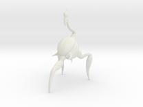 Alien bug in White Strong & Flexible