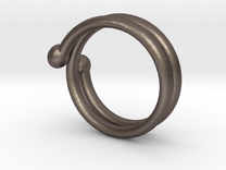 small hand ring in Stainless Steel