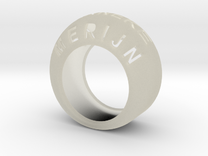 ring hol in Transparent Acrylic