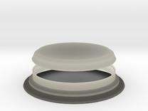 Costume Headphone Caps in Transparent Acrylic