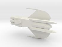 NTSHLK Sheliak Cruiser 1/7000 in White Strong & Flexible
