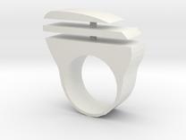 ringtiras4 in White Strong & Flexible
