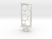 Iphone holder in White Strong & Flexible