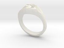 Ring4 in White Strong & Flexible