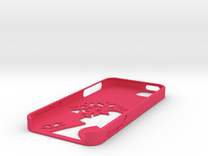 Flowergirl iPhone Case in Pink Strong & Flexible Polished