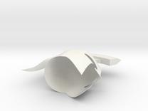 1/3 Spartan Arsenal original design in White Strong & Flexible