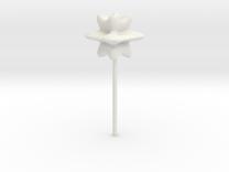flower03 in White Strong & Flexible