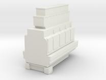 4SKRT Engine - Rocker Cover in White Strong & Flexible