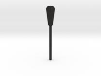 Veron Pushrod Replica in Black Acrylic