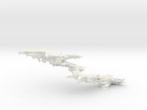 Melanophore iso threshold 7 in White Strong & Flexible